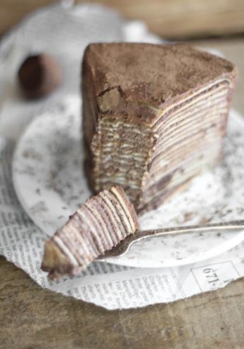 SprinkleBakes Amaretto Crepe Cake 5